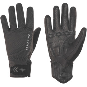 Sealskinz All Weather Cycle XP - Guantes largos Hombre - negro